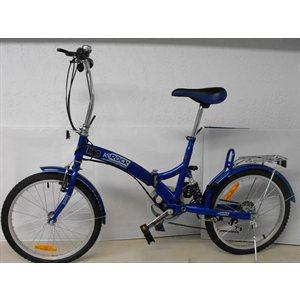 k-rock folding bicycle