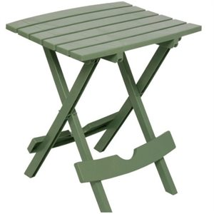 rv trailer camper outdoor living quik-fold side table
