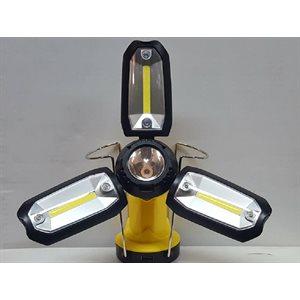 Yellow Camping Lantern
