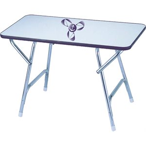 small folding deck table