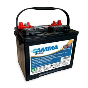 deep cycle battery 690A  /  140 min (no core charge)