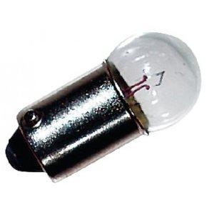 bulb single contact bayonet, 12v, .5 9a, 8w, 4cp 2