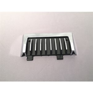 End modular vent plastic chrome
