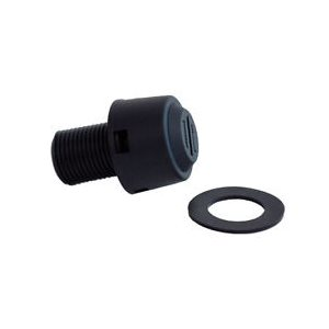 Replacement cover for fuel vent black