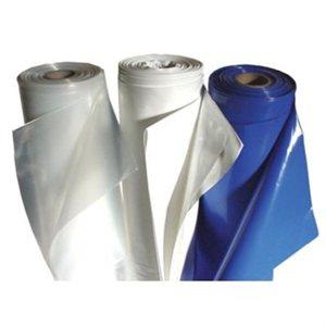 20' x 85' white shrink-wrap
