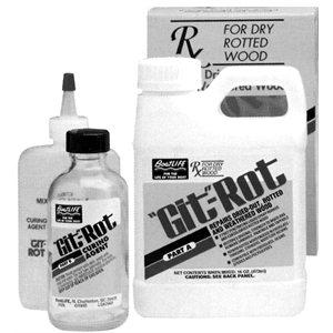 git-rot epoxy sealer  / 1 lt
