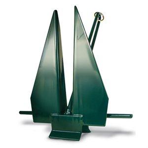 anchor slip ring-fluke style blue 6lbs