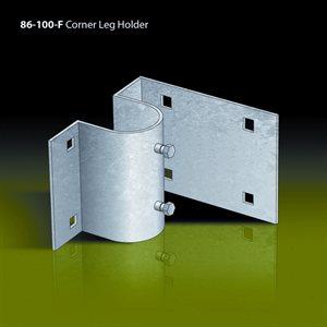 corner leg holder