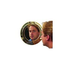 porthole mirror 12in