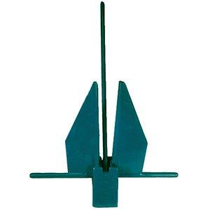 fgreen yachting anchor 17lbs