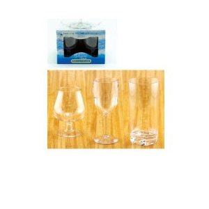 beer glass polycarbonate 12 oz