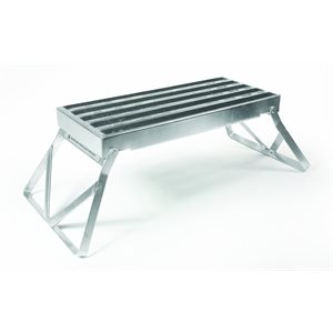 "extra step (stool) foldable 7"" / 300lbs"