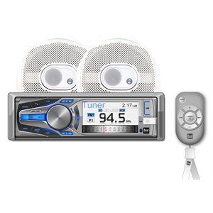 radio am / fm / mp3 av / 2 h-parleurs 6.5''