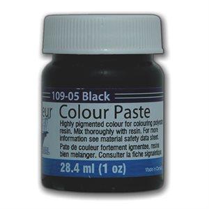 color paste- black 1oz