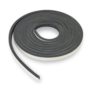 adh backed foam tape 25' : SOLD BY FOOT