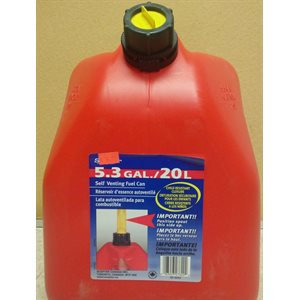 jerry can - non carb compliant 5.3 gal. moe