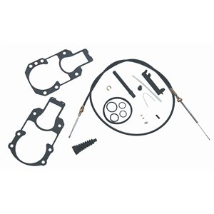 SHIFT CABLE KIT MCM '83 UP