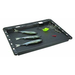 bait board, black