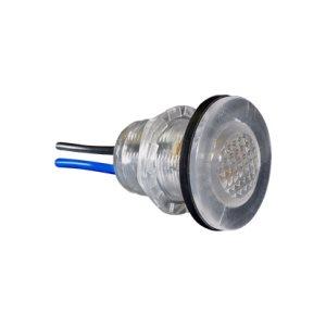 lumière vivier submersible del blanche