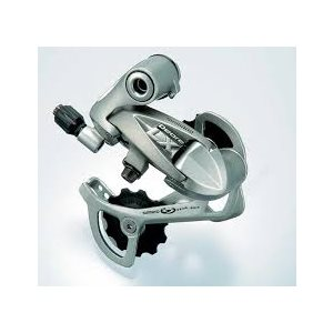 FOLDING BICYCLE SILVER