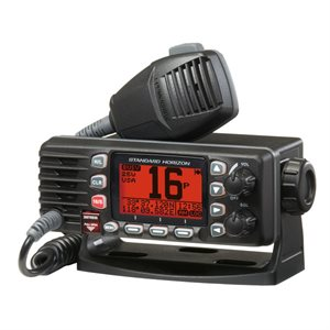 GX1300 ECLIPSE BLACK VHF