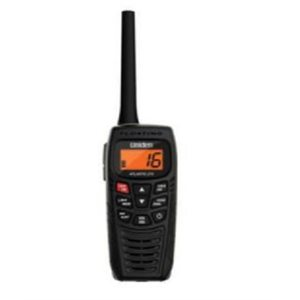 1 / 2.5 / 6W Handheld Two-Way Floating VHF Marine Radio