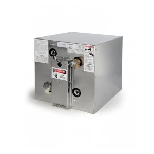 water heater(heat exchg.back) 6 gal