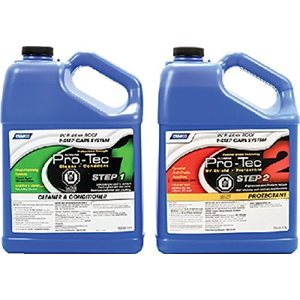 pro-tec rubber roof care system, pro-strength, bilingual