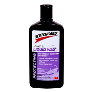 3M™ Scotchgard™ Marine Liquid Wax 500ML