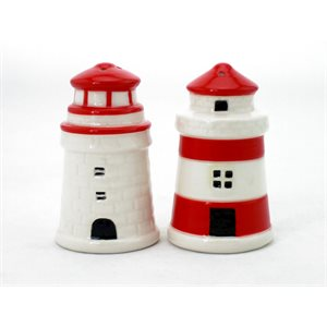 Lighthouse Salt & Pepper