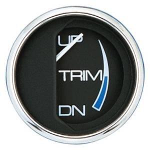 chesapeake ss black trim gauge
