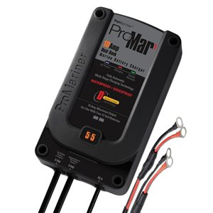 battery charger 2 bank 5a / 5a