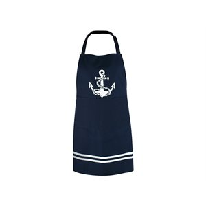 Apron with Anchor