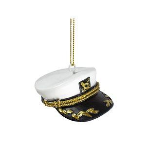 Ornement - chapeau de capitaine