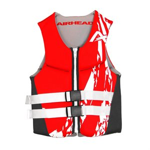 SWOOSH NEOLITE VEST RED YOUTH