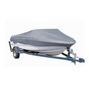 STORAGE & MOORING BOAT GREY COVER 14 to 16' - 90''