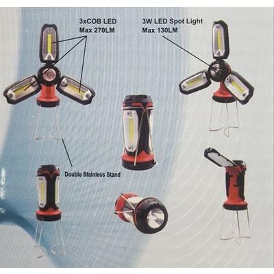Lampe de Travail Multi Fonction