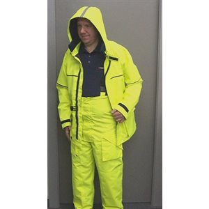 FOUL WEATHER SUIT LARGE