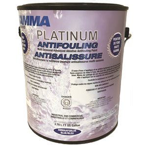 anti-fouling paint blue  / g
