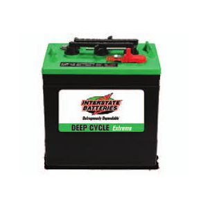 6 volt battery d-cycle (no core charge)