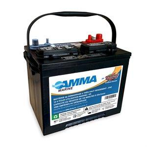 batterie de démarrage 12V  /  1000A  /  135 MIN (aucun frais de core)