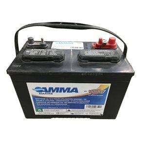 batterie double usages 845a / 180min (aucun frais de core)