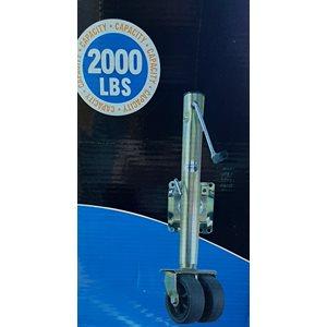 CRIC de STATIONNEMENT PIVOTANT 2000 Lbs