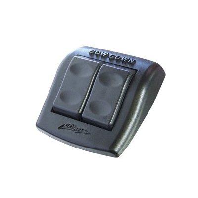euro-style waterproof rocker switch