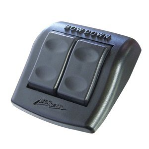 euro-style waterproof rocker switch