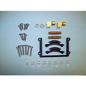 trim tab hydraulic harware kit