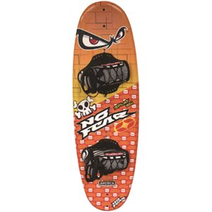 SPLATT JR WAKEBOARD W / BINDG