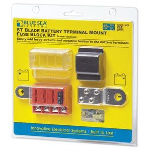 Kit de bloc de fusibles pour borne de batterie ST Blade