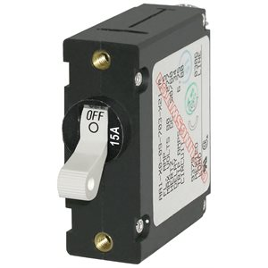 circuit breaker 15a wht