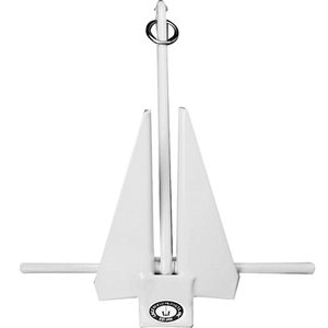 slip-ring anchor 6# coated white 6lbs